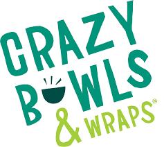 Crazy Bowls & Wraps